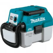 Makita DVC750LZ 18V Li-Ion Dust Extractor (Body Only)